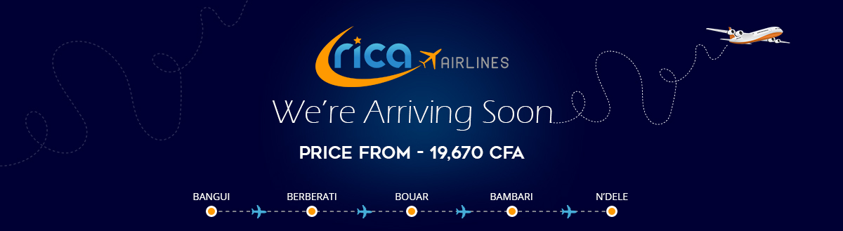 Rica Airlines- Coming Soon